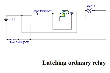 Latching-Ordinary-Relay